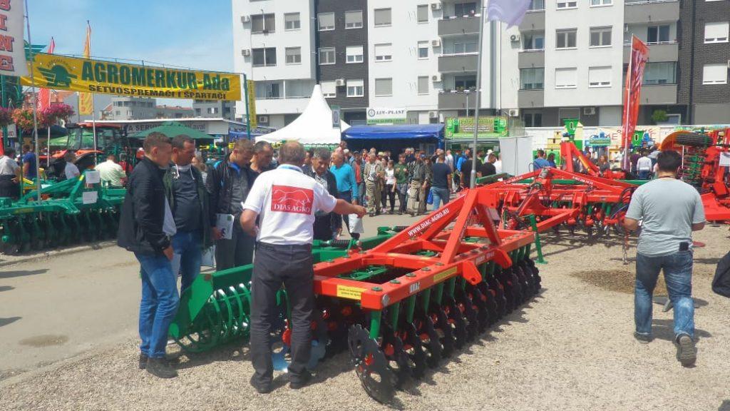 Компания «Диас» принимает участие в 86-й международной сельскохозяйственной выставке Novi Sad International Agricultural Fair 2019