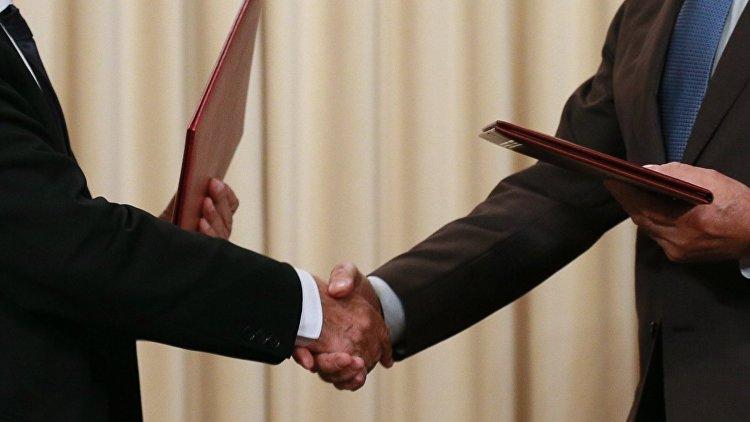 Приморский край и Росагролизинг подписали соглашение о сотрудничестве