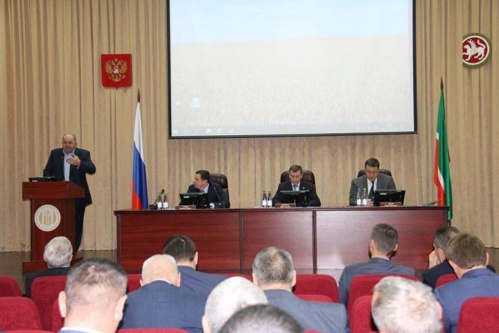 Павел Косов встретился с Главой Республики Татарстан Рустамом Миннихановым
