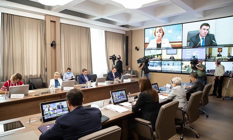 Павел Косов выступил на итоговом заседании Коллегии Минсельхоза России