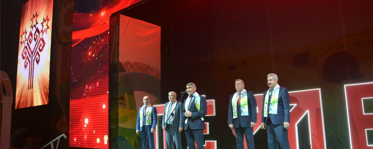 Росагролизинг поздравил работников сельского хозяйства и перерабатывающей промышленности Республики Чувашия