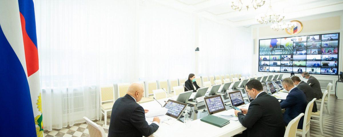 Обновление технического парка с помощью АО «Росагролизинг» обсудили в Минсельхозе России