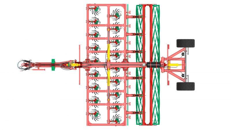 Культиватор ротационный КРС-6Б (СПИННЕР)