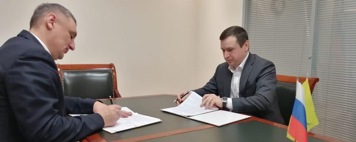 Росагролизинг заключил соглашение с Союзом «Садоводы Кубани»