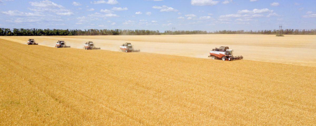 В Росагролизинге посчитали, сколько техники приобрели в лизинг аграрии страны за первый квартал 2021 года