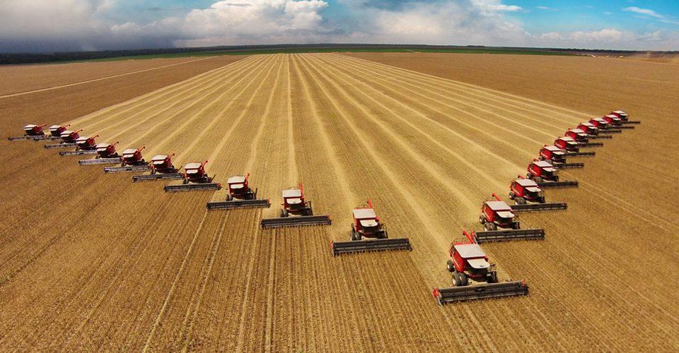 Росагролизинг поставил на поля страны более 6 тысяч единиц техники к посевной