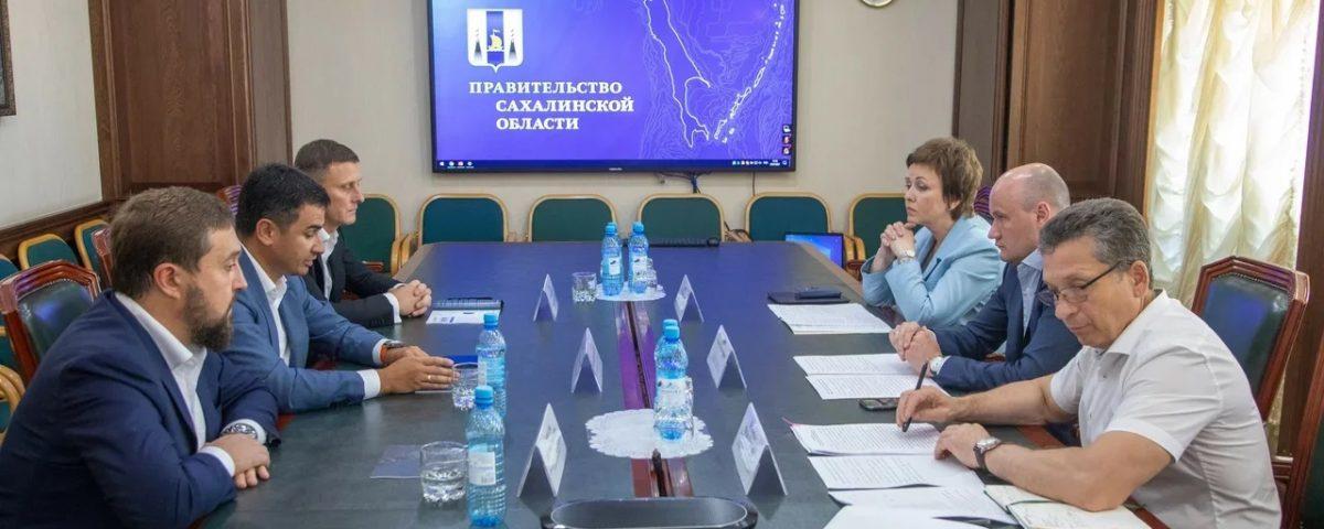 Сотрудничество Росагролизинга с Сахалинской областью будет развиваться